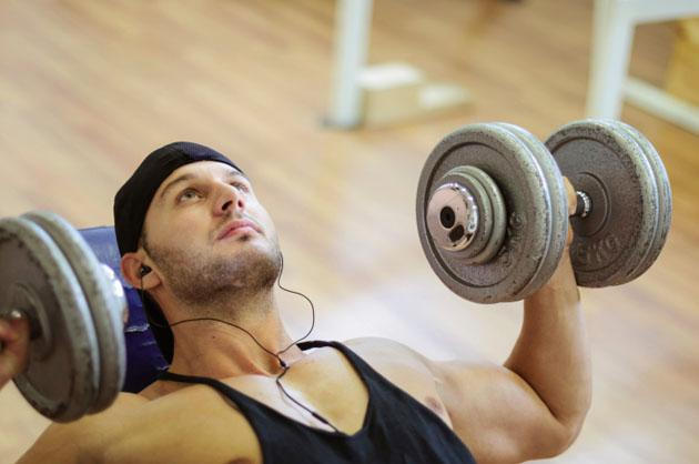Image result for exercise and music